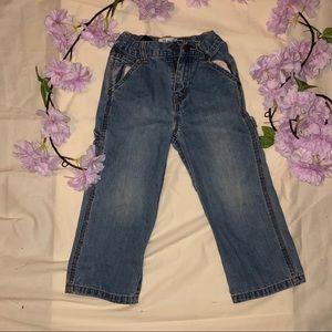Children's Place | Carpenter Jeans 4T Waist Adjust